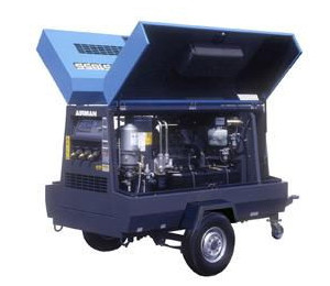 Compressor Rentals in the Bay Area