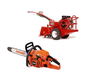 Lawn & Garden Equipment Rentals in the Bay Area