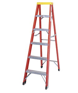 Where to find LADDER, 14  STEP FIBER GLASS in Oakland