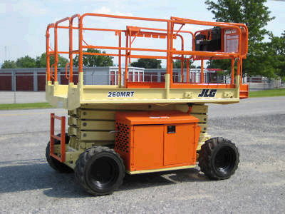 Where to find SCISSOR LIFT 32  4X4 PROPANE in Oakland