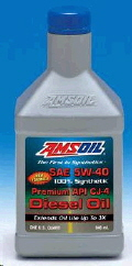 Rental store for AMSOIL5W40 PREMIUM CJ4 QUART in Oakland CA