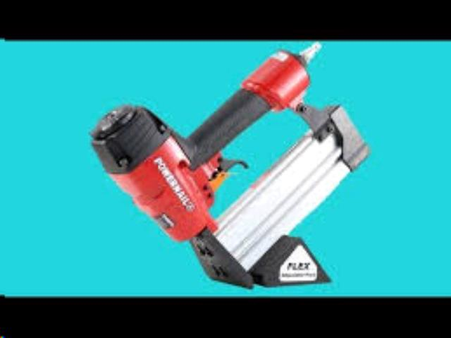 Where to find PNUEMATIC T G LAMINATE NAILER 18 GAUGE in Oakland